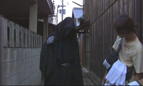 死神とスタッフ